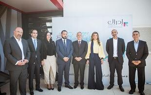تعاون بين منصة إدراك وشركات الإتصالات في الأردن (زين وأورنج وأمنية)